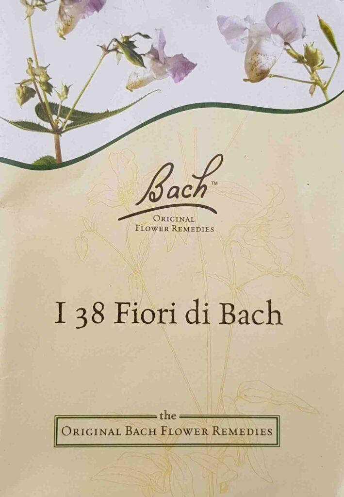 Rimedi originali del dr. Bach I 38 Fiori Floriterapeuta Elisabetta Del Sarto